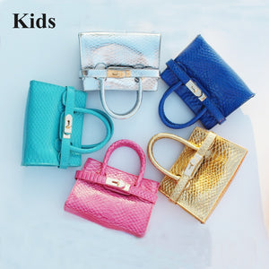 Jelly PU Kids Purse Handbag Wholesale