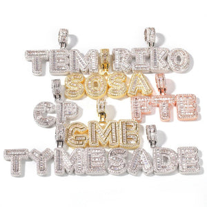 Customized Hiphop Bling Pendant Chain DC329 - Furdela Wholesale
