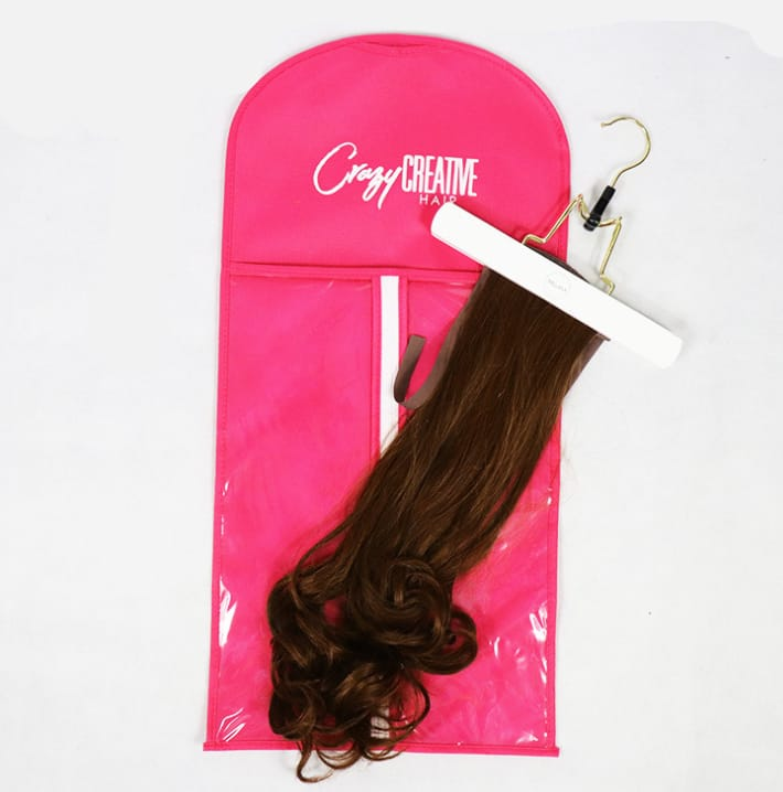 Wholesale Hair Carrier with Hanger Sample F484