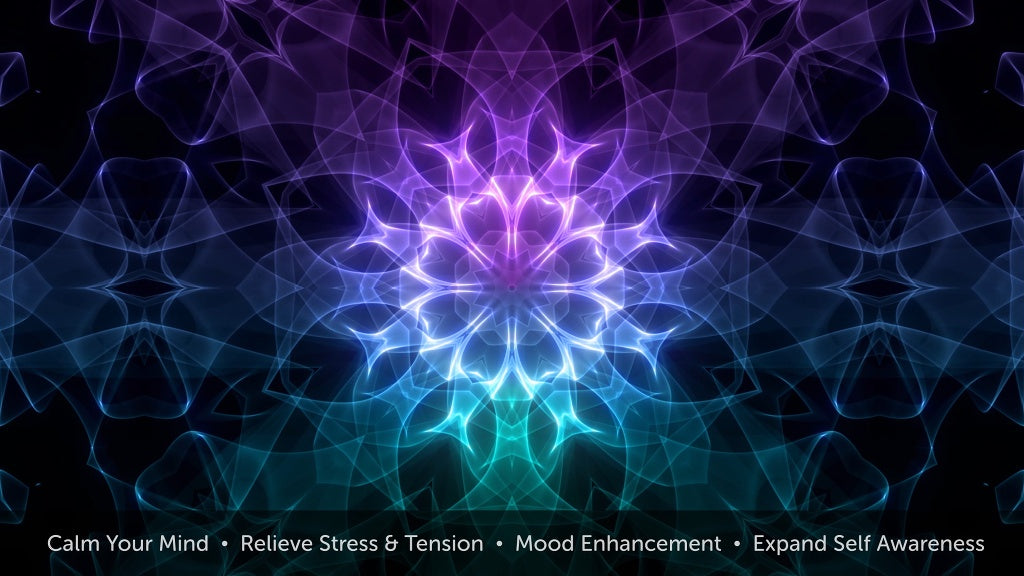 Calm Your Mind - motion art therapy, reduce stress, expand awareness