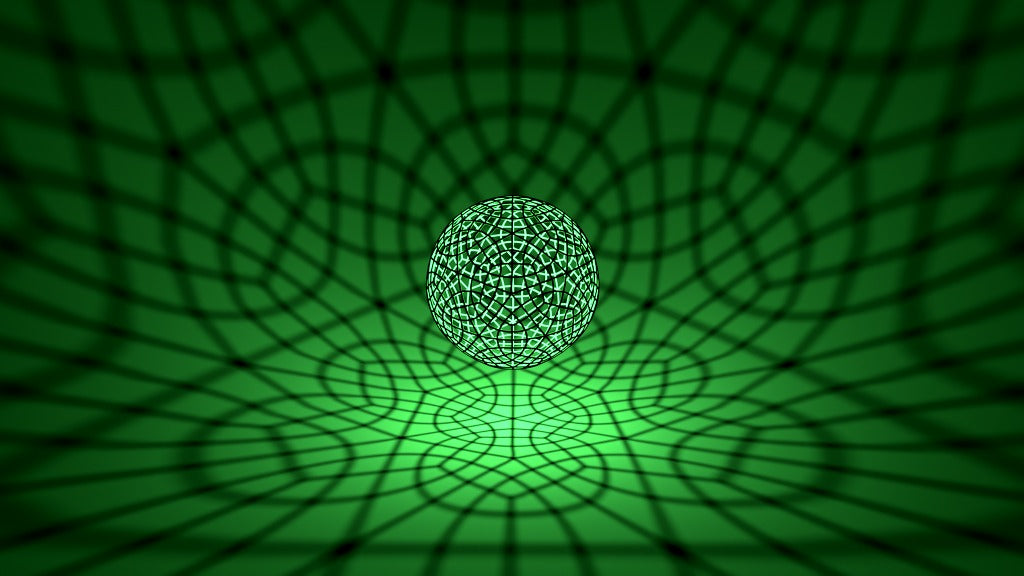 ShadowLight - Green Sphere