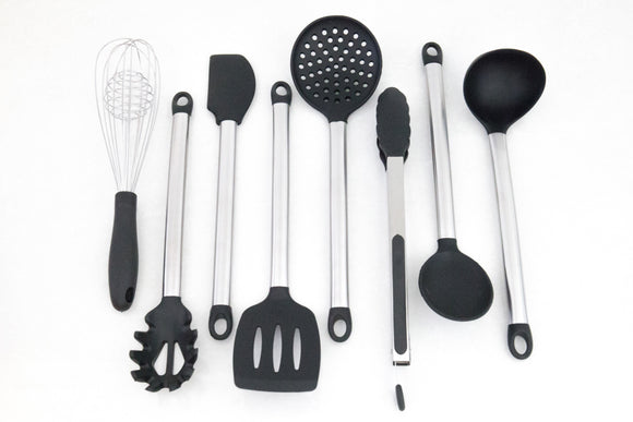 8 Piece Utensil Set from The Essential 10