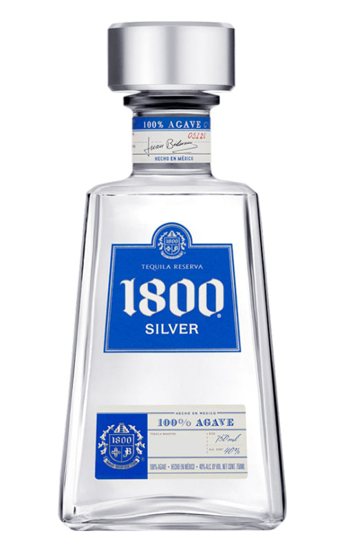 Tequila 1800 Silver 750 ml