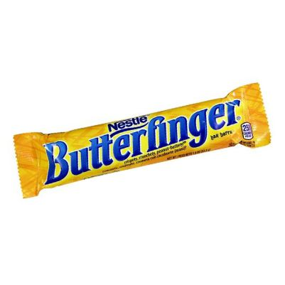 Chocolate Butterfinger 59.5g / 2.1oz