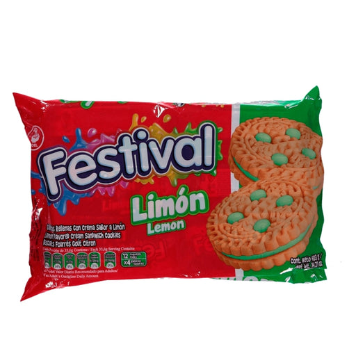 Festival Lemon Cookies 403 Gr.