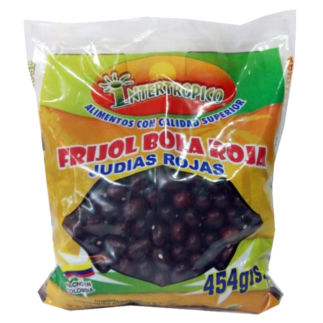 Intertropico Red Ball Bean 454 Gr