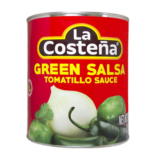 "Green Sauce ""La Costeña"" 2,950 g"
