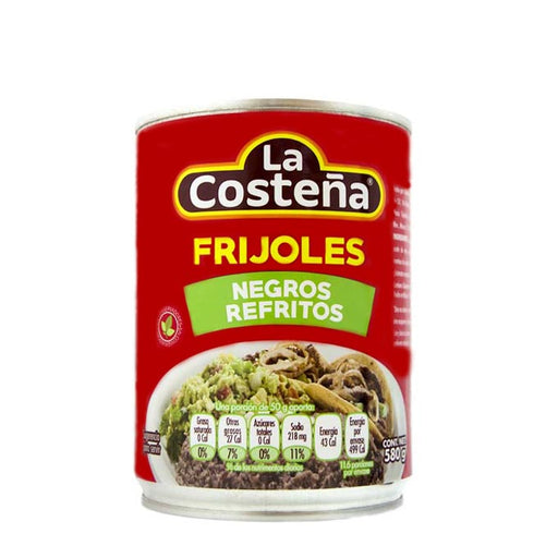 "Black beans ""The Costegna"" 580 g"