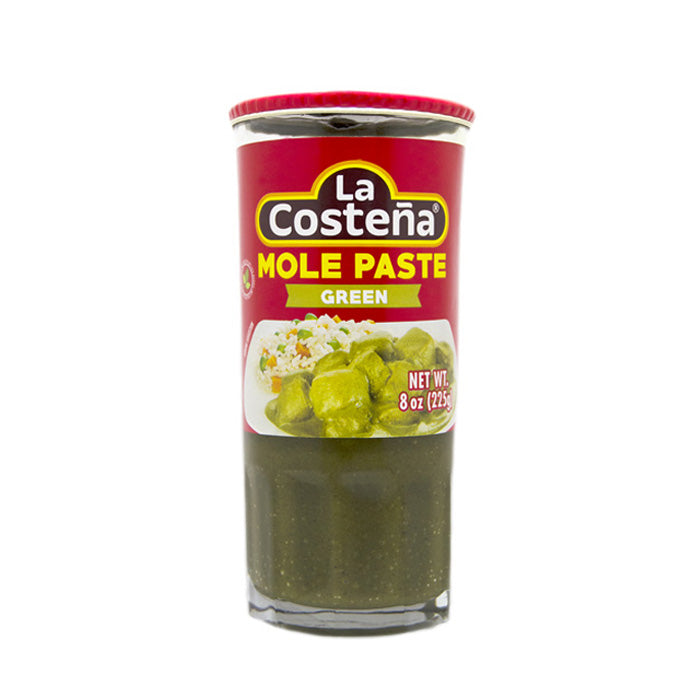 "Green Mole ""La Costeña"" 233 gr -  Glass"