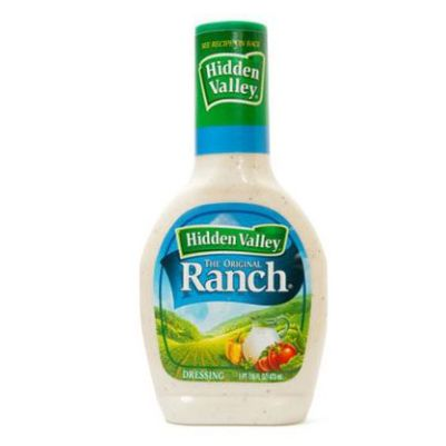 Hidden Valley Ranch Salad Dressing 236ml / 8.3oz.