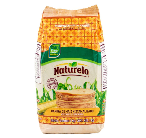 Naturelo white Corn Flour 1,000 g.