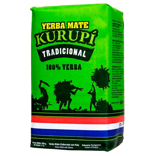 Yerba Mate / Kurupí Traditional 500 gr