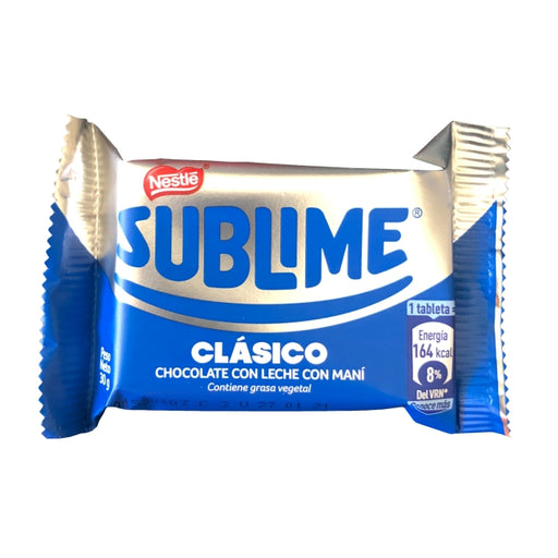 "Chocolate ""Sublime"" 30 Gr."