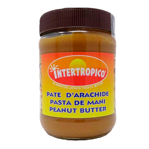 "Pâte D'Arachides ""Intertropico"" 500 Gr."
