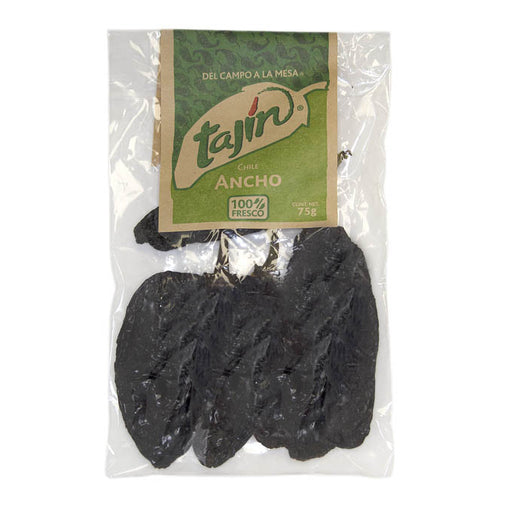 "Dried Ancho Chili Pepper ""Tajín"" 75 g"