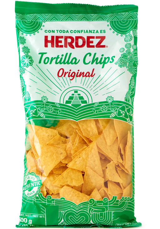 "Totopos (Tortillas Chips) ""Herdez"" 500 g"