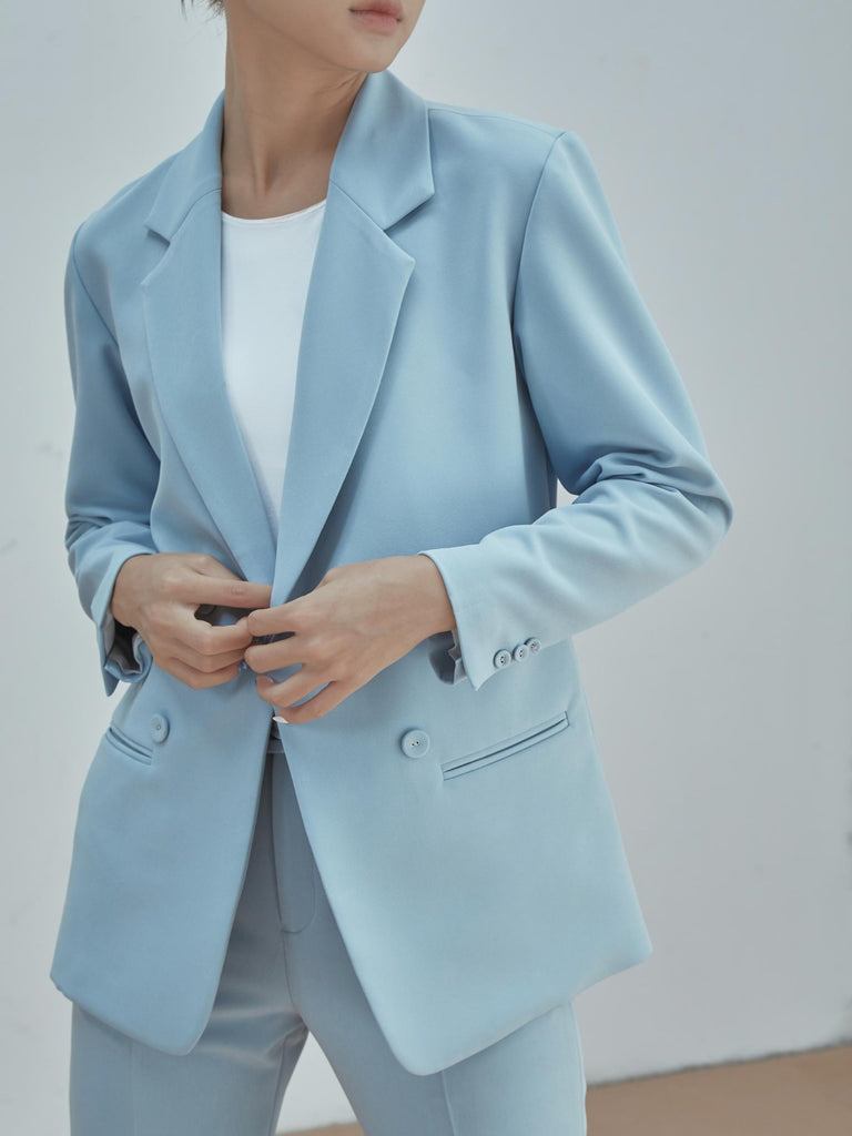 'Blue Lady' Blazer