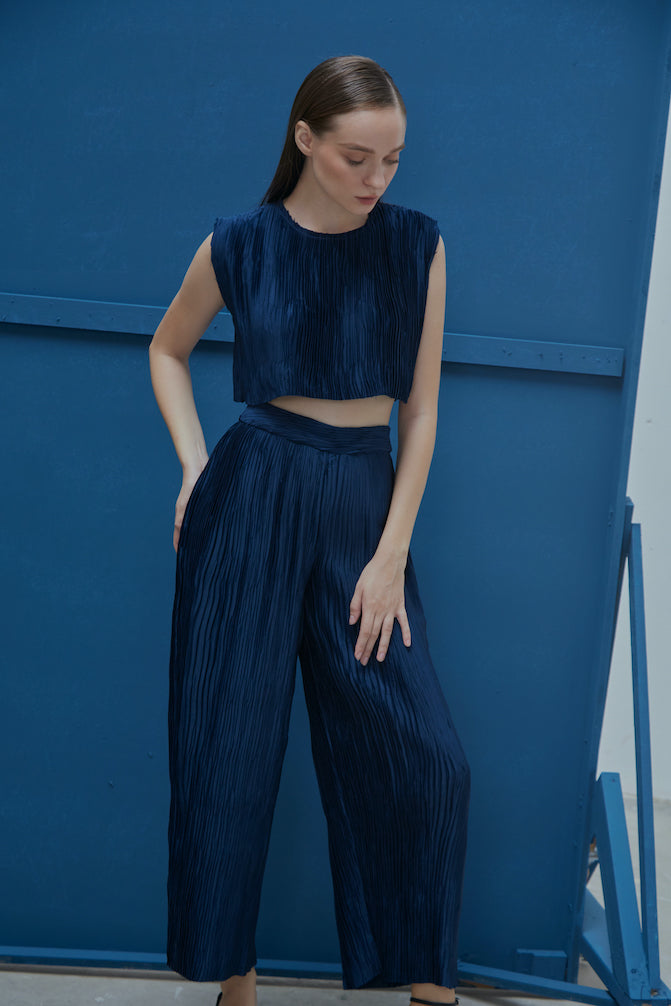 'Midnight' Culottes