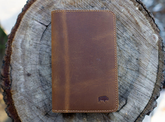 Lord & Field Trail Notes™ Leather Notepad