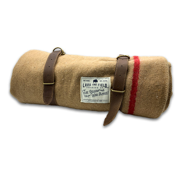 Lord & Field Wool Blanket