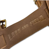 Lord & Field Leather Blanket/Sleeping Bag Strap