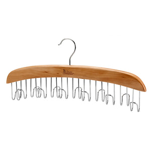 Closet Wooden Hangers Bundle - 1 of each