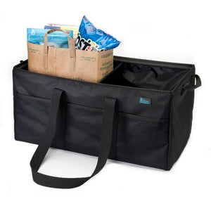 Cargo CarryAll Tote - Black- Gameday Specials - 50% OFF