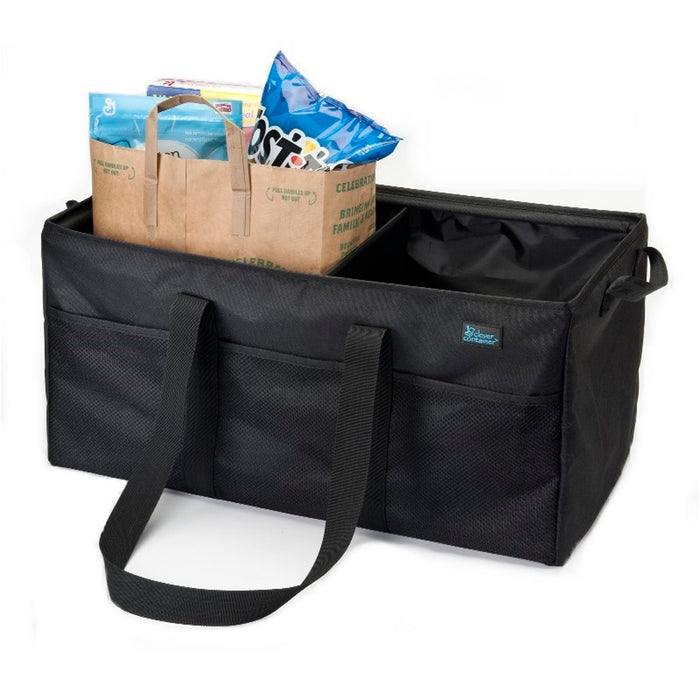 Cargo CarryAll Tote - Black
