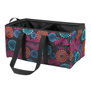 Cargo CarryAll Tote - Bright Lights