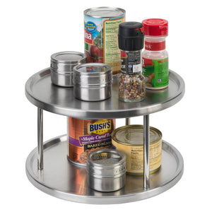 Two-Tier Turntable - Spice It Up Special - 50% OFF