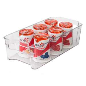 Fridge and Freezer Bin - Small - Clearly Organized - 60% OFF