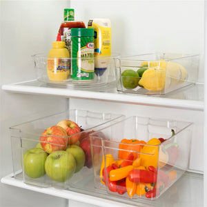Fridge and Freezer Bin - Deep Medium