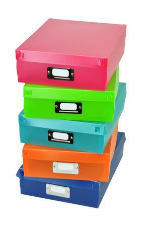 Document Boxes - Set of 5