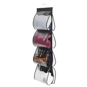 8-Pocket Cubby - Black - Vertical Organizer Special - 70% OFF