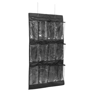 Hanging Pocket Cubby - Black