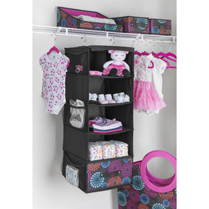 Youth Space-Saving Hangers - Set of 10 - Pink  - 75% OFF