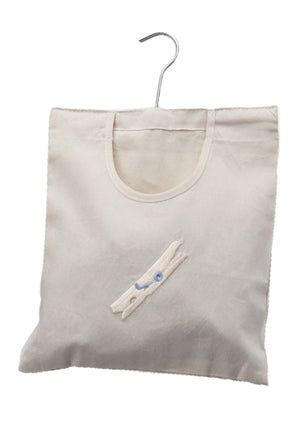 Hanging Clothespin Bag