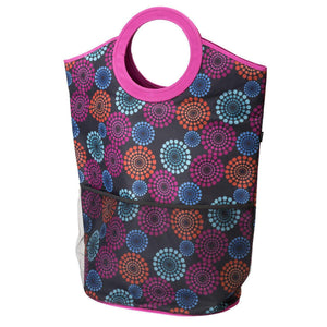 Laundry Hamper and Tote - Bright Lights