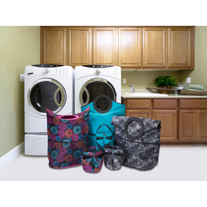 Laundry Hamper and Tote - Teal