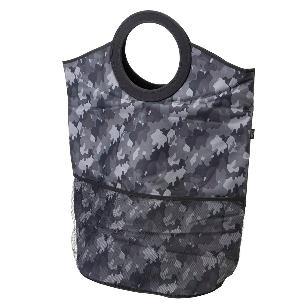 Laundry Hamper and Tote - Camouflage