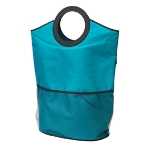 Laundry Hamper and Tote - Teal - Holiday Special
