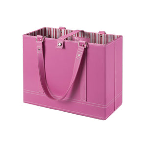 Sophisticated File Tote