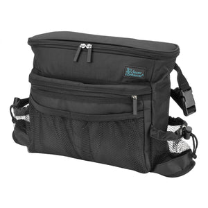 Insulated Tote On The Go - Black - Fall Getaway Special