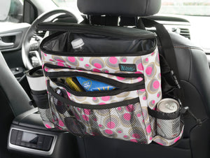 Insulated Tote On The Go - Pop Dot
