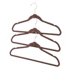 Cascading Hanger Hooks - Set of 10 - Chocolate - FREE with Closet Bundle AND Hang it Up Special