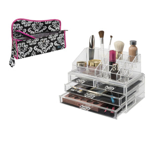 Drawer Manager + Morning Manager + Hot to Cool Pouch - Bundle