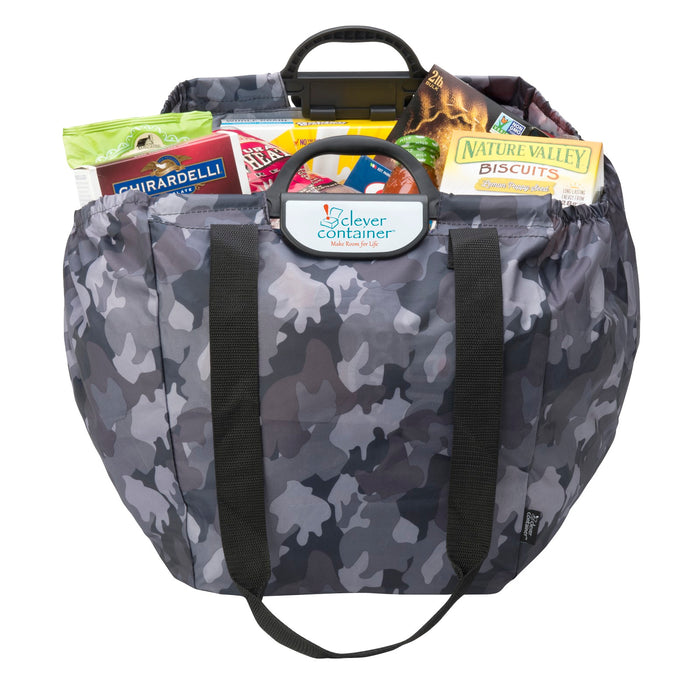 Shopping Cart Bag - Clever Shopper - Camouflage