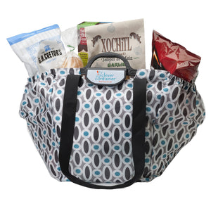 Shopping Cart Bag - Clever Shopper - Modern Links - Buy One Get One  Free - Limited Time