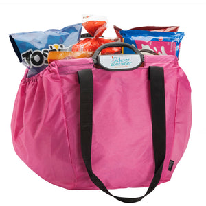 Shopping Cart Bag - Clever Shopper - Pink