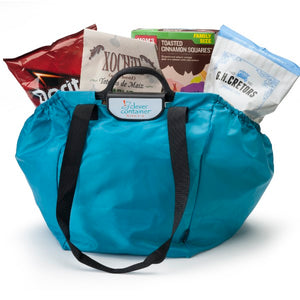 Shopping Cart Bag - Clever Shopper - Teal - Buy One Get One  Free - Limited Time